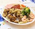 lady厨房29 中国式混搭意面