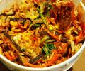 lady厨房28 热辣辣的石锅拌饭