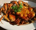 lady厨房26:螃蟹炒年糕