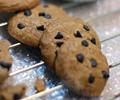 lady厨房18:巧克力豆小脆饼