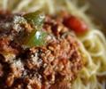 lady厨房9 意大利芝士肉酱面