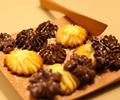 lady厨房3 奶油巧克力曲奇