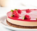草莓慕斯,草莓慕斯蛋糕,慕斯蛋糕做法,吉利丁液,lady厨房