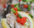泰式料理,泰国菜,柠汁蒸鲑鱼,鲑鱼做法,鱼露,lady厨房